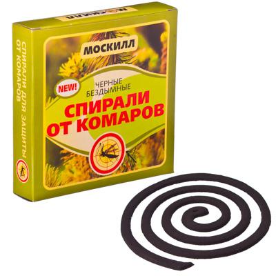 159-118 Москилл Спирали от комаров, 10шт (1022)