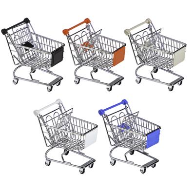 "416-095 Тележка для мелочей, металл, 14х13,5х9см, ""Супермаркет"""