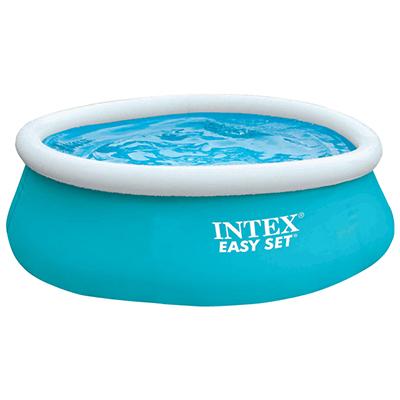 109-039 INTEX Бассейн надувной Easy Set 183x51см, от 3-х лет (54402) (28101)810-153