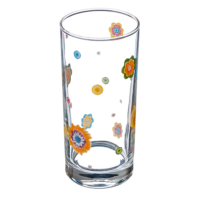 878-172 Capella Стакан гладкий 290мл, стекло, 42402