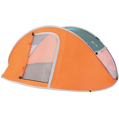 107-097 BESTWAY Палатка кемпинговая NuCamp 2-местная 235х145х100см (68004) арт.805-023