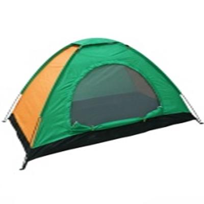 122-026 ТУРИСТ МАСТЕР Палатка туристическая TFZP-005 200х120х110см 2х-местная, 1 слой, арт.835-032