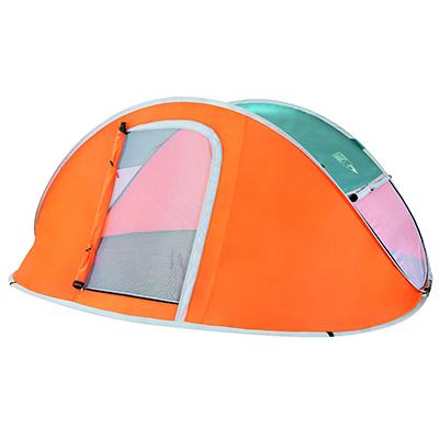 107-098 BESTWAY Палатка кемпинговая NuCamp 3-местная, 235х190х100см, 68005