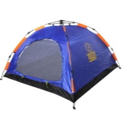 122-027 ТУРИСТ МАСТЕР Палатка зонтичного типа 3х-местная 200х200х135см 1 слой TFZP-002 (с-о) арт.805-007