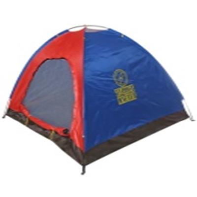 122-034 ТУРИСТ МАСТЕР Палатка туристическая 200х240х135см 4х-местная 1 слой TFZP-025 (к-с) арт.805-005