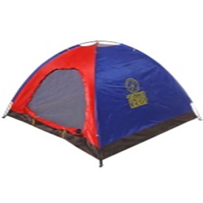 122-036 ТУРИСТ МАСТЕР Палатка кемпинговая 300х300х170см, 5 мест, 1 слой TF-038 (к-с) арт.805-019