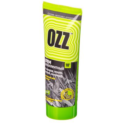 159-137 OZZ Крем от укусов комаров 100мл, арт.020301