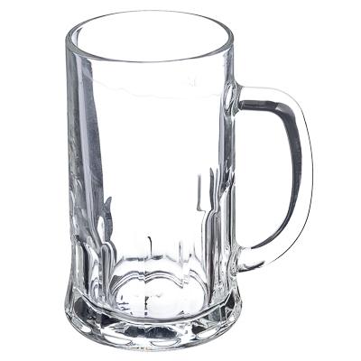 """878_743 ПРОМО ОСЗ Кружка для пива """"Пит"""", 500мл, стекло, арт. 05с1253-54"""