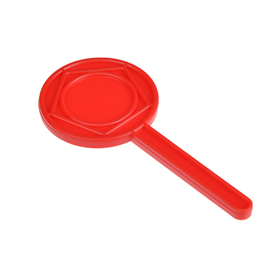 """513-649 Фокус """"Монета из ниоткуда"""" 2,5х10х8см, пластик"""