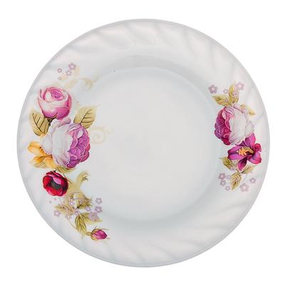818-862 VETTA Нефела Тарелка десертная опаловое стекло 176мм, HP-70
