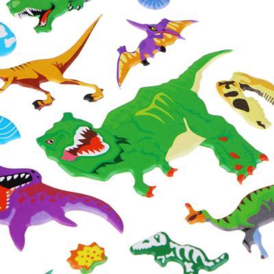 503-393 LADECOR Наклейка детская, 24х10см, пластик, 3-5 дизайнов, арт.12-08
