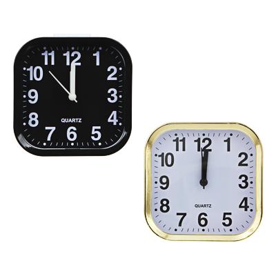 529-061 Будильник электронный, пластик, 11х11х4 см, 1хАА, 2 цвета