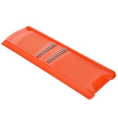885-102 Терка для корейской моркови 27,5х8,6х1,6см, ТК-1