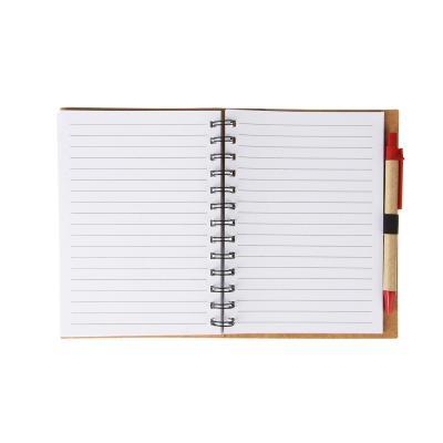 524-071 Записная книжка с ручкой, 70 л, линейка, 4 цвета
