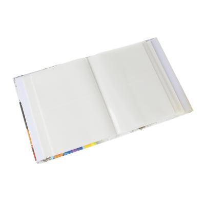 520-357 Фотоальбом на 200 фото 10х15см, 17,5х23см, бумага, пластик, 4 дизайна