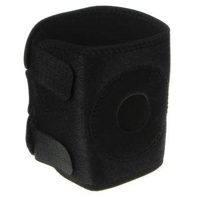 191-025 SILAPRO Суппорт на колено, на липучке, с фиксир. вставками, 50х18,8см, полиэстер, неопрен, пластик