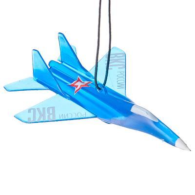 """794-198 Ароматизатор в машину гелевый, аромат океан, """"Миг-29"""""""