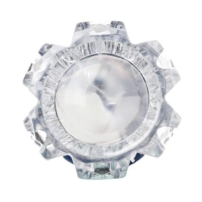 198-044 ЧИНГИСХАН Фонарик мини 1 LED, 3хLR41, пластик, 10х3 см