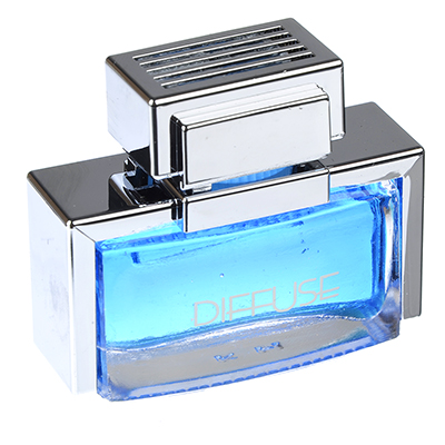 "794-204 Ароматизатор а машину на дефлектор, аромат океанский бриз, ""Diffuse"" NEW GALAXY"