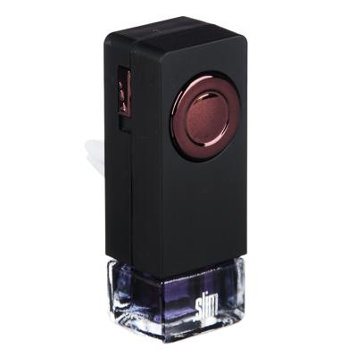 """794-207 Ароматизатор в машину на дефлектор, аромат новая машина, """"Slim"""""""