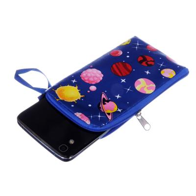 328-227 Чехол для телефона универсальный, ПУ, 15х8х0,5см, 4 цвета ,#MC2015-21