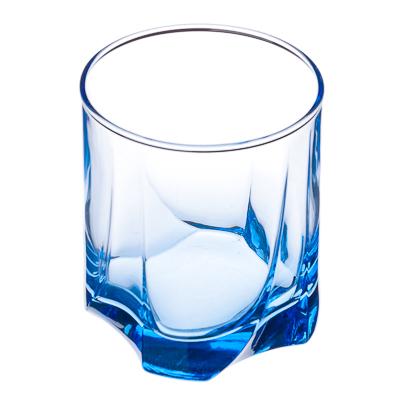 "878-193 PASABAHCE Набор стаканов 3шт, 368мл, ""Light blue"", стекло, 42348BM/"