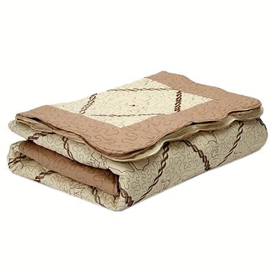 482-535 Набор постельный (покрывало стеганое 200x230см, наволочки 2шт 50x70см), хлопок, ALV-96