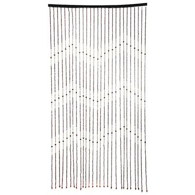491-367 Шторы декоративные межкомнатные, бамбук, 175x90см
