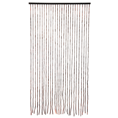 491-369 Шторы декоративные, бамбук, 175x90см, арт.8001