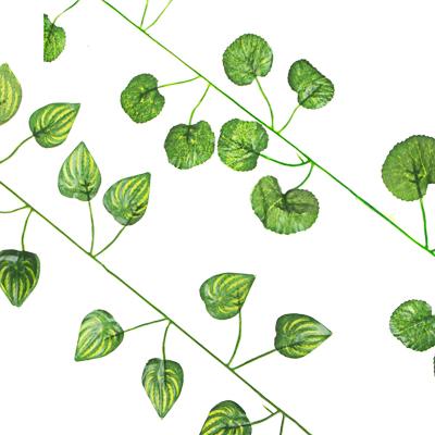 """501-393 LADECOR Растение искусственное """"Лиана"""", 2-2,3м, полиэстер, пластик, 2 вида, арт. LIA-1"""