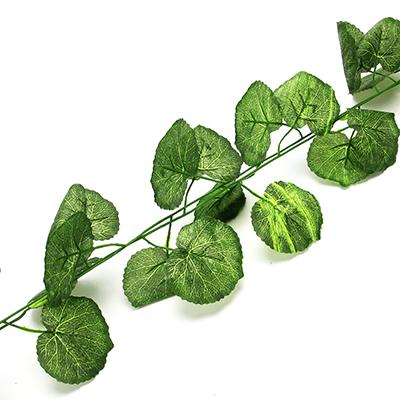 """501-394 Растение искусственное """"Лиана"""", 2.1-2.3м., полиэстер, пластик, арт. LIA-2"""