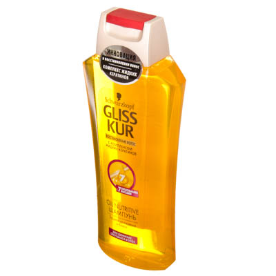 974-008 Шампунь GLISS KUR Нутритив волос п/б 400мл, Арт.1680441