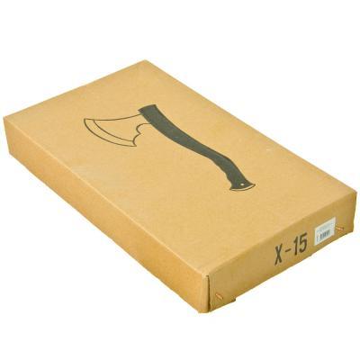 118-040 ЧИНГИСХАН Топор туристический рукоять пластик 420гр, 36х15,5х3см