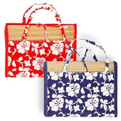 119-033 Коврик пляжный в сумке 60х180см, солома, 2 цвета