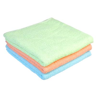 484-695 Полотенце для лица махровое, хлопок, 50х100см, 3 цвета, VETTA