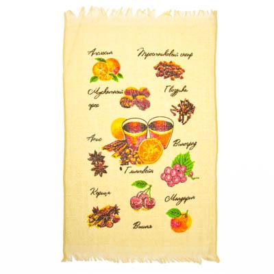 439-841 Полотенце кухонное, хлопок, 35х63см, VETTA