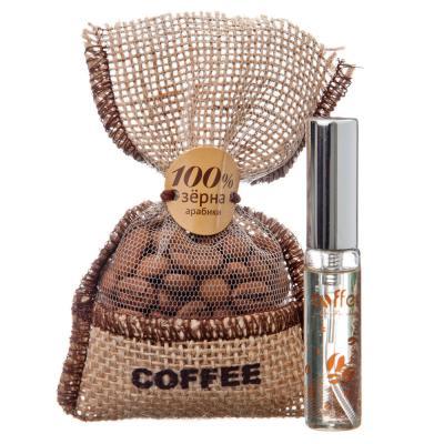 794-236 Ароматизатор в автомобиль мешочек, аромат кофе, NEW GALAXY