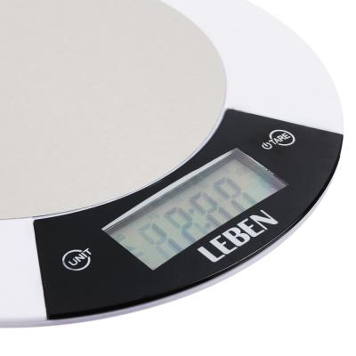 475-148 Весы кухонные электронные до 5 кг LEBEN