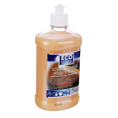 952-008 Мыло жидкое хозяйственное ECO nomia п/б 500мл арт.HF2M001