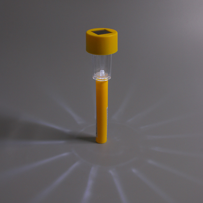185-009 INBLOOM Фонарь садовый на солн. батарее 4,5x4,5x31см, пластик