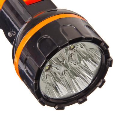 632-003 ЕРМАК Фонарь ручной 5LED, 16x5см, пит.220В, 8915