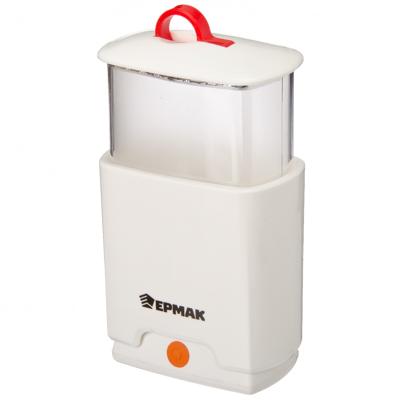 Фонарь Комбо-лампа подвесная/налоб 1LED 3Вт бел+2LEDх0,5Вт красн, 9,8x8,3x5см,3xААА, пластик