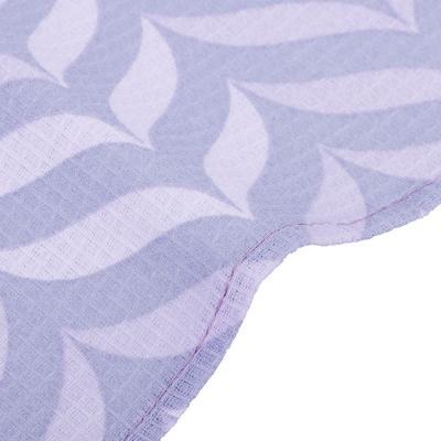 439-844 Полотенце кухонное вафельное, хлопок, 45х60см