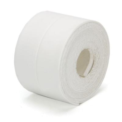 469-030 Лента бордюрная самоклеящаяся белая 60ммх3,35м, полиэтилен