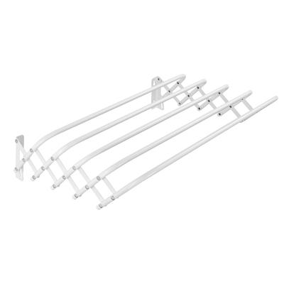 452-047 VETTA Сушилка для белья настенная раздвижная, окрашенная сталь, 60см
