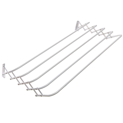 452-049 VETTA Сушилка для белья настенная раздвижная, окраш.сталь, 100см, Brindo