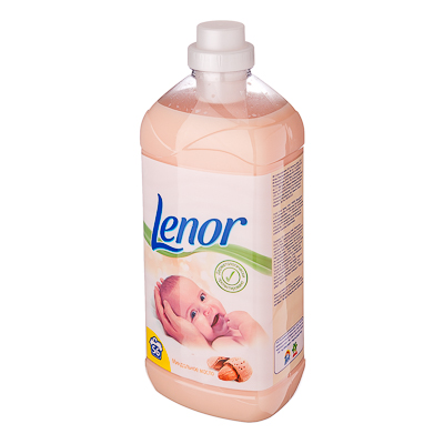 956-007 Кондиционер для белья LENOR Миндальное Масло для чувствительной кожи 2л, арт.81485959