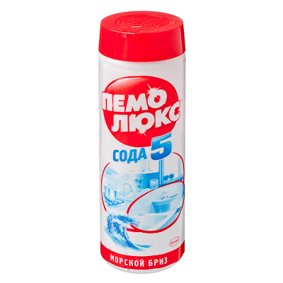979-006 Порошок чистящий ПЕМОЛЮКС Морской Бриз п/б 480г 1996181/2073825