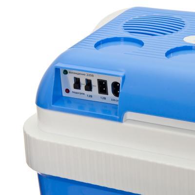 771-233 NEW GALAXY Холодильник-подогреватель автомобильный 24л, 12/220В