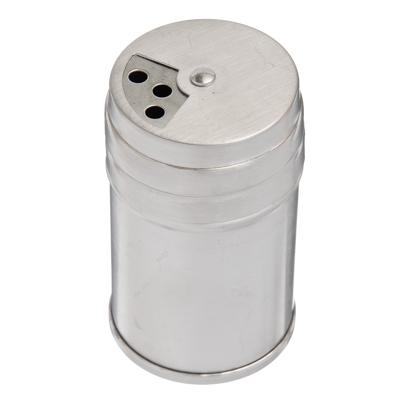 844-062 Солонка металлическая 7,7x4,2x4,2 см